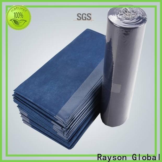 Rayson Nonwoven Bulk Buy Pedido de polipropileno laminado no tejido fábrica