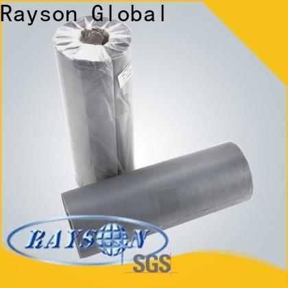 Tela laminada no tejida de Rayson Custom ODM Fabricantes a granel