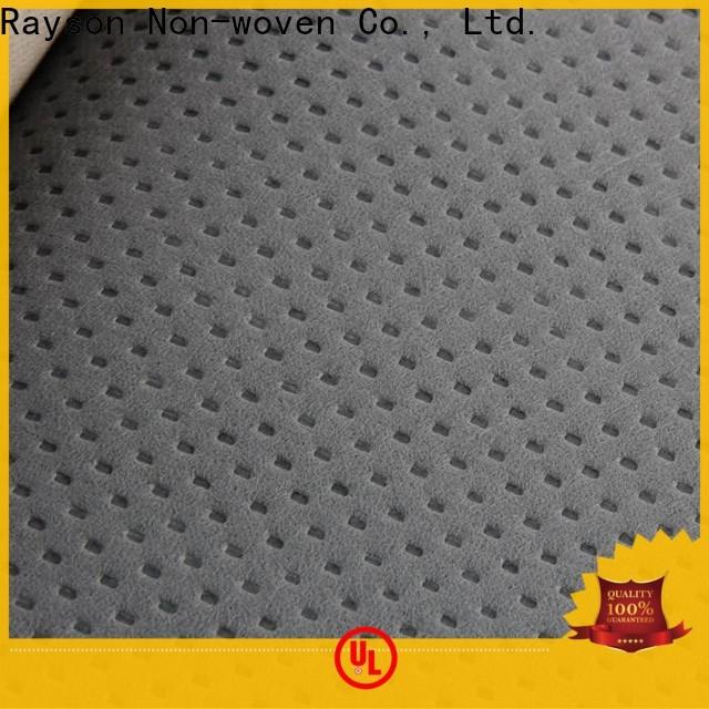 Materiale di supporto non tessuto non tessuto di alta qualità Rayson Prezzo