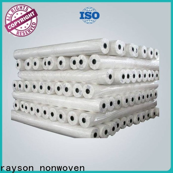 Rayson Vlies-Bulk-Einkauf Hohe Qualität Polypropylen-Vliesmaterial Fabrik