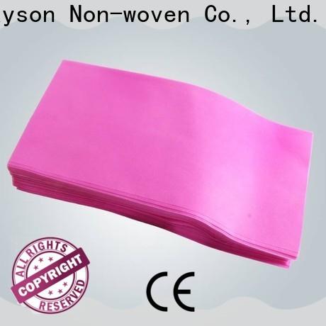 Fornitore di tavole da massaggio personalizzato di Rayson non tessuto Rayson Bulk fornitore