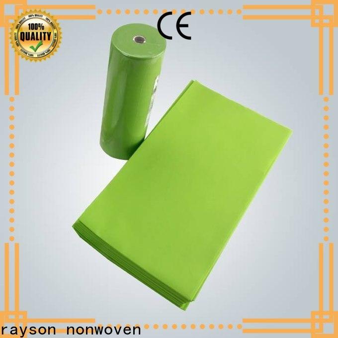 Bulk Acquista il foglio del letto di massaggio non tessuto di alta qualità alla rinfusa