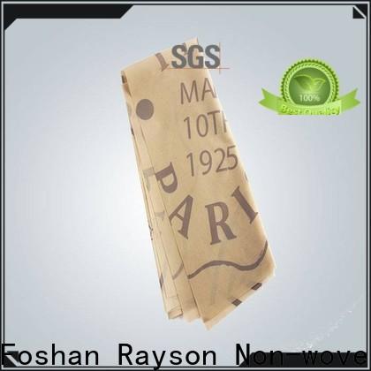 Rayson Vlies-benutzerdefinierte Tabellenabdeckungen mit Logo Preis