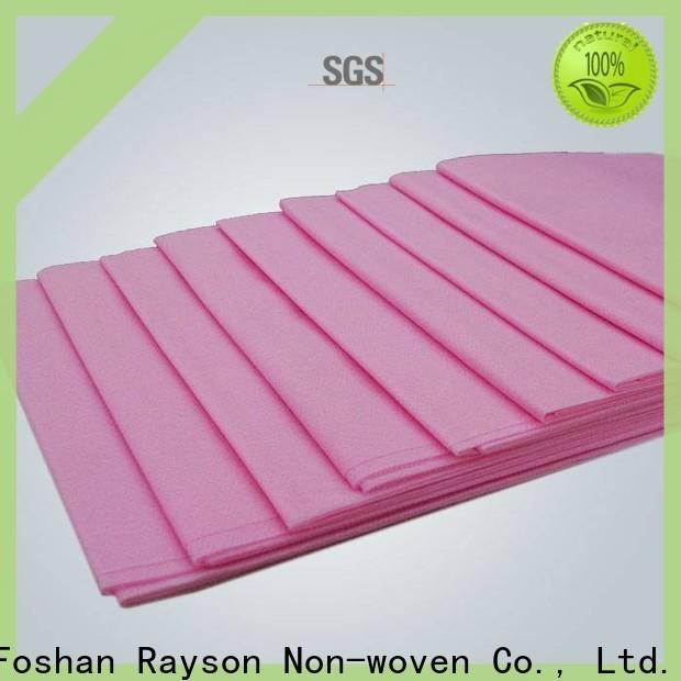 Rayson personalizzato Best Spunbond + Spunbond Company tessuto non tessuto non tessuto