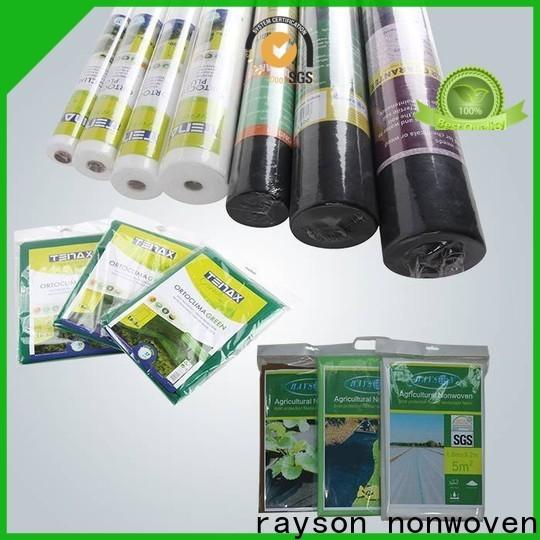 Rayson Nonwoven-benutzerdefinierte OEM-poröse Landschaftsstofffabrik