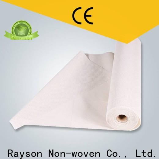 Tessuto antiscivolo non tessuto Rayson per fornitore di pantofole