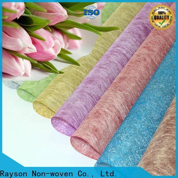 Vendita all'ingrosso Forniture per imballaggio florist non tessuto OEM