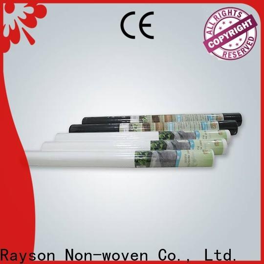 Rayson غير سائبة Blue Buy ODM غير المنسوجة الصقيع حماية الصوف مصنع