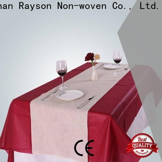 rayson não tecido descartável tabela tampa roll Price