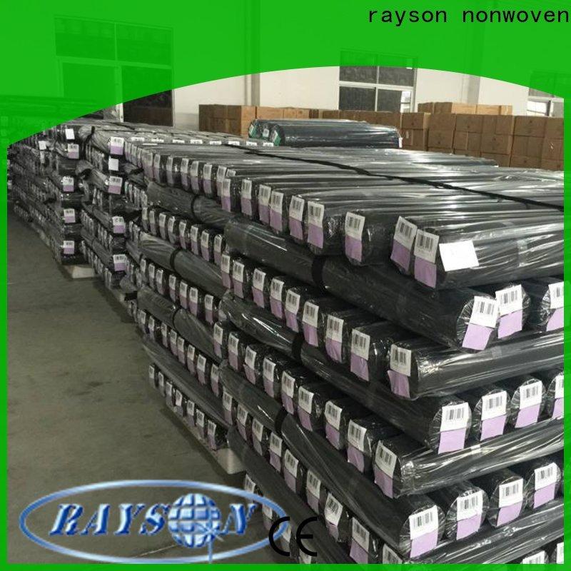 Rayson Nonwoven Eco Friendly Weed Mats Company