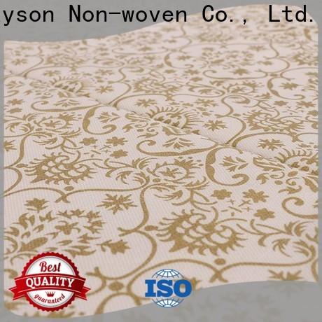 Compagnia di copertina della tabella del logo non tessuto Rayson