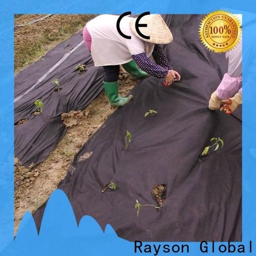 Rayson Nonwoven Rayson Wholesale Alta Calidad Membrana de tela de control de Weed Weed Factory