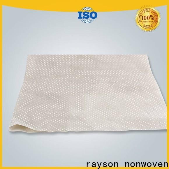 rayson nonwoven anti tecido de tecido Price