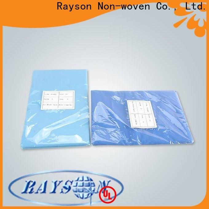 Produttore di lenzuoli monouso nonwoven Rayson