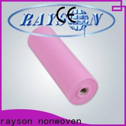 Copertine non tessute del salone del salone non tessuto dell'ODM all'ingrosso di Rayson alla rinfusa
