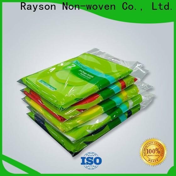 Produttore di tovaglia TNT non tessuto non tessuto Rayson
