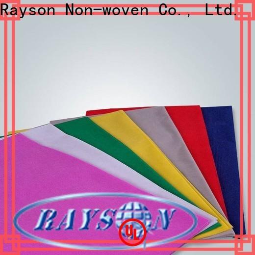 Rayson Vlies-Bulk-Einkauf ODM Vlies-Einweg-Tabellenabdeckungen in der Masse