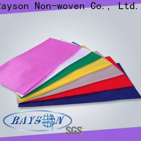 Rayson Vlies-Bulk-Kauf benutzerdefinierte Vlies-Einweg-Runde Weihnachten Tischdecke Firma