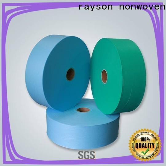 Biancheria da letto monouso non tessuto Rayson fabbrica