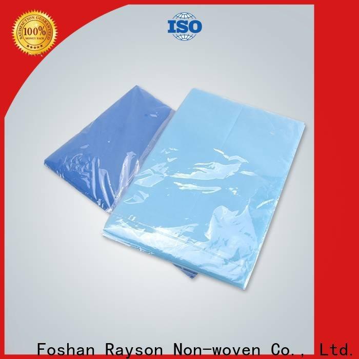 Lenzuolo per letti termale non tessuto all'ingrosso di Rayson OM all'ingrosso all'ingrosso produttore all'ingrosso