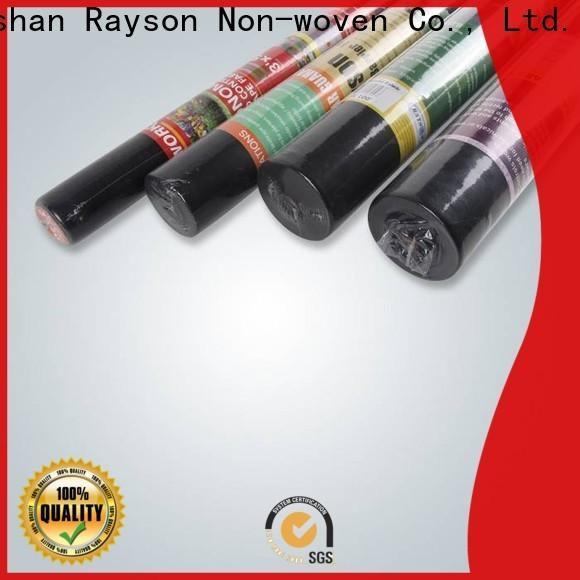 Rayson não tecido impermeável da tela da paisagem fabricante