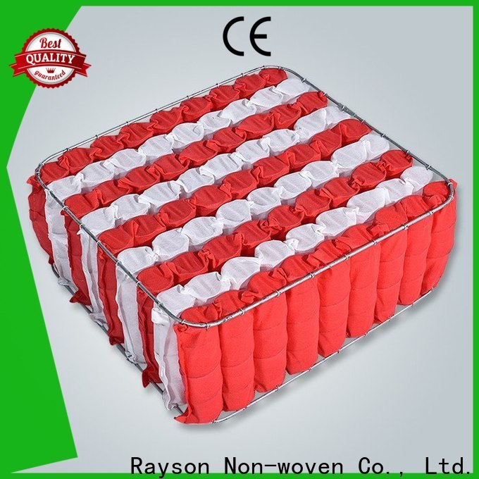 Produttore di tovaglia PVC PVC a Polka Dot Rayson Nonwoven