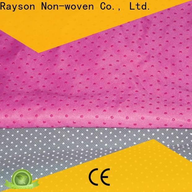 Rayson Nonwoven Bulk Comprar Personalizado Nonwoven Nonwoven Thip Thip Fabricante