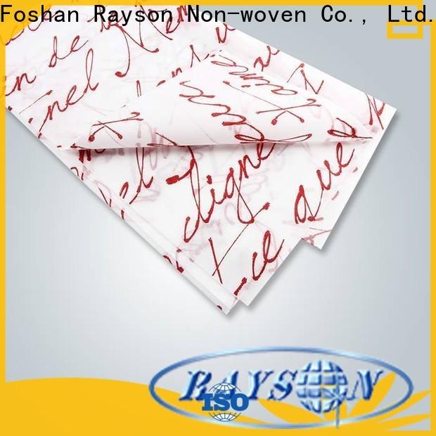 Panno della tavola usa e getta di alta qualità non tessuto di ODM di alta qualità alla rinfusa
