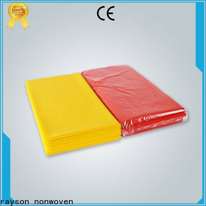OEM Best Nonwoven Tablecloth Tablecloth Disponible Fabricante