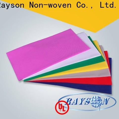 Rayson ODM Best TNT Vliesstofftischtuch in der Masse