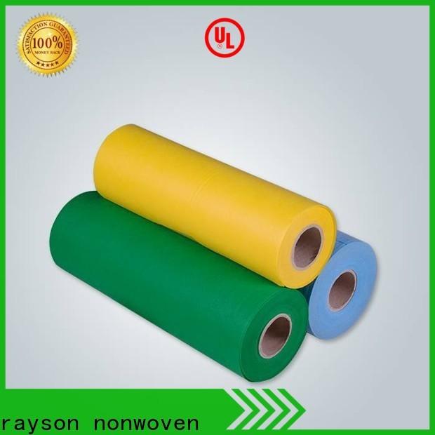 Rayson Nonwoven Personalizzato OEM Digital Digital Stampa divano in tessuto Produttore