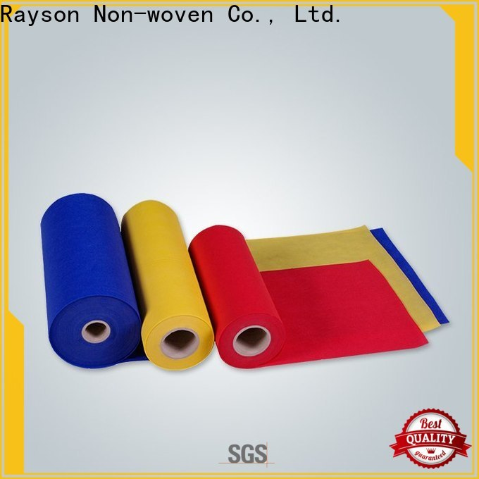 Fabbrica del produttore tessuto tessuto del PP del PP dell'ingrosso di Rayson fabbrica