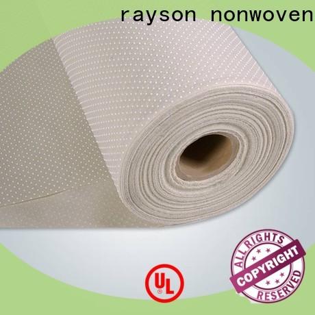 Tecido nonwoven não tecido OEM para almofadas fábrica