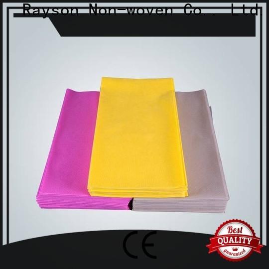 Rayson Custom OEM TNT Vliesstoff Tischdecke in der Masse