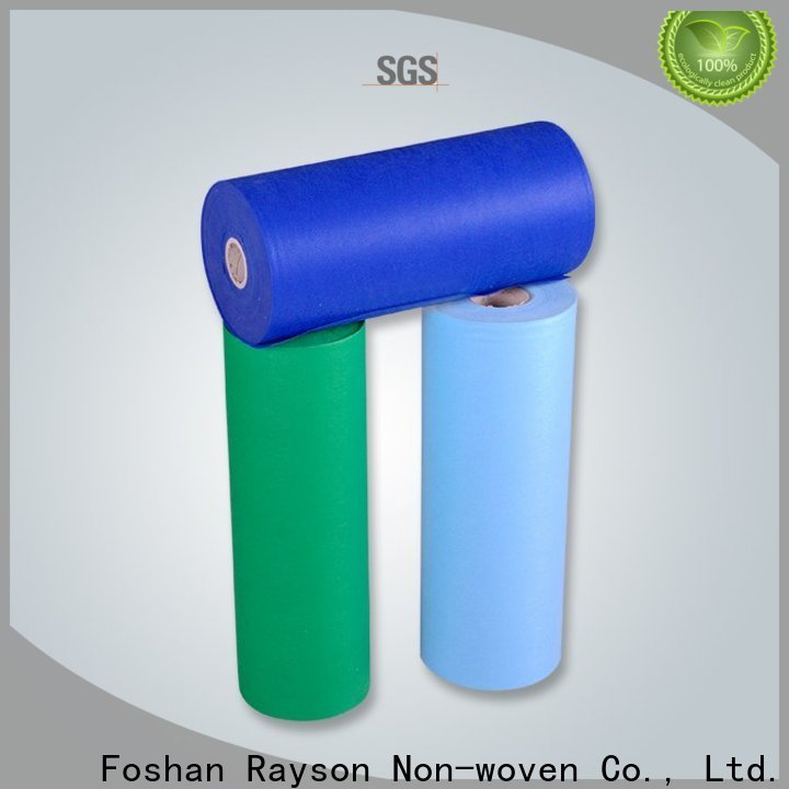 Rayson all'ingrosso miglior tessuto non tessuto per la produzione di macchine fornitore