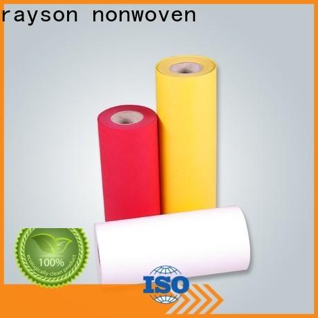 Rayson Nonwoven Bulk Acquista OEM Cool Tovaglie Fabbrica