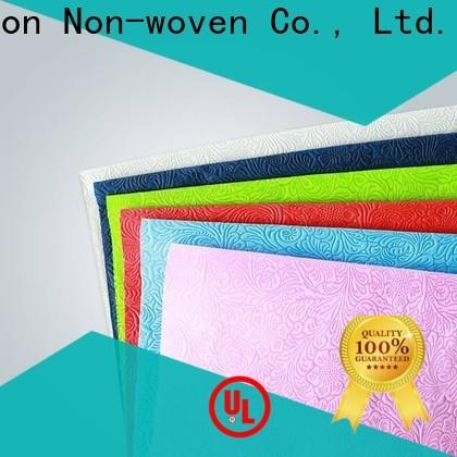 Rayson Nonwoven Bulk Compra OEM No tejido Flowen Papel Papel Price