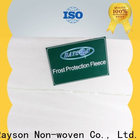 Rayson Nonwoven Landscape Tessy for Weeds Company