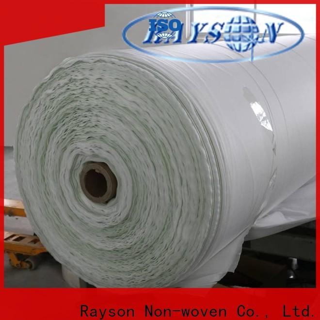 Produttore di drenaggio del tessuto del paesaggio non tessuto Rayson
