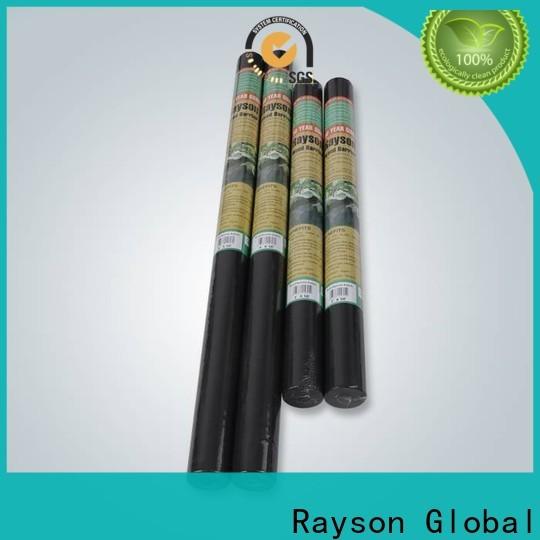 Rayson Custom mit Weed Control Fabric