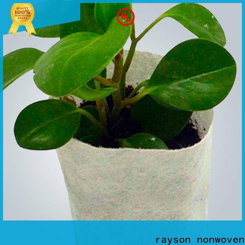 Rayson Nonwoven Bulk Buy Nonwoven Tulle Row Funda fábrica