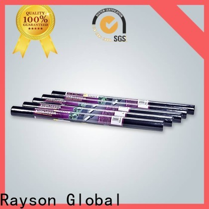 Rayson Vlies-Bulk-Kaufbeste Bestwoven-starke Unkrautmembran in der Masse