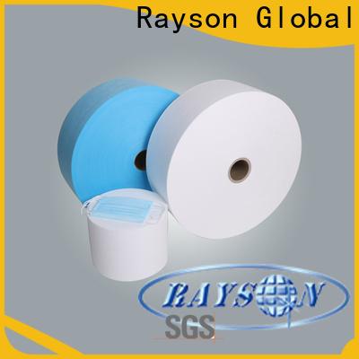 Tela no tejida no tejida de Rayson en textiles médicos a granel