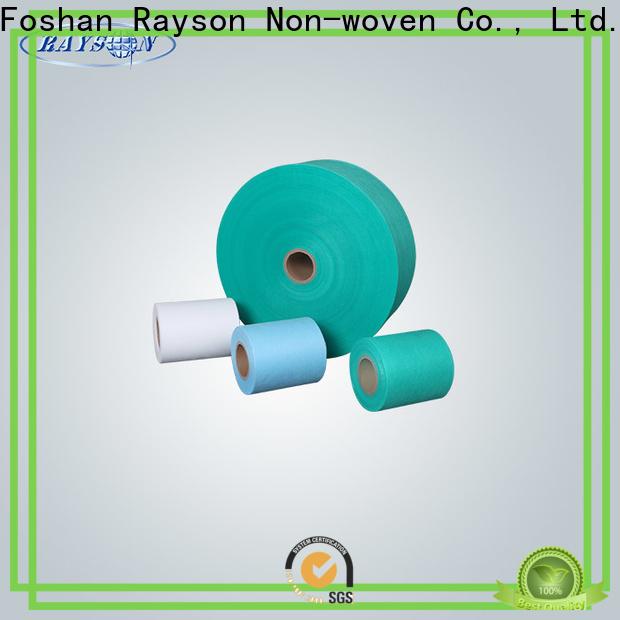 Rayson Großhandel Beste Spunbond + Spunbond Vliesstofffirma