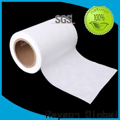 Rayson Nonwoven Bulk Acquisto Azienda di meltblown tessuto non tessuto non tessuto personalizzato