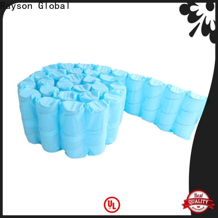 Fabricante de telas no tejidas Rayson PP Spunbond