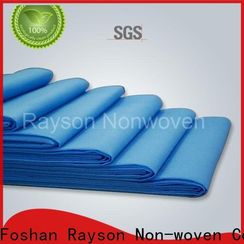 Rayson Nonwoven a granel Compre tejido médico no tejido médico de alta calidad a granel