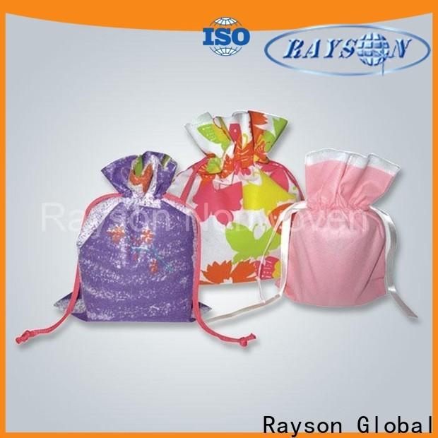 Rayson Personalizado mejor comprar fabricante de telas de polipropileno no tejido