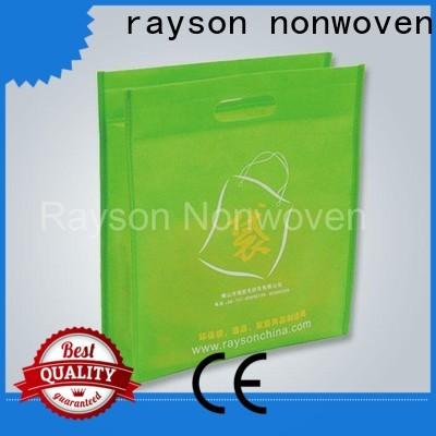 Rayson Nonwoven Wholesale Bolsas no tejidas Precio Price