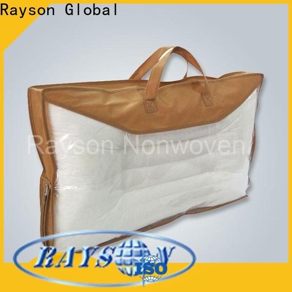 Fabricantes de telas de fieltro no tejidas de Rayson Fábrica